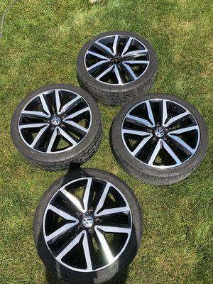 "OEM Volkswagen GLI 18"" Rims and Tires for Sale in Columbia Station, OH"