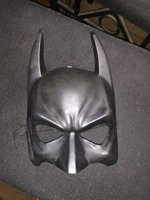 Adult Batman Mask for Sale in Tustin, CA