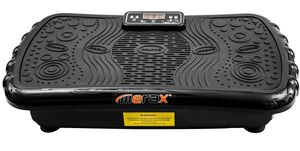 New!! Merax fitness platform with multiple speed setting, straps and a remote control for Sale in Tempe, AZ