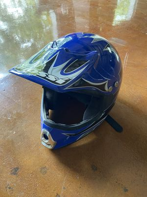 Blue Motorcycle Helmet for Sale in Richmond, TX