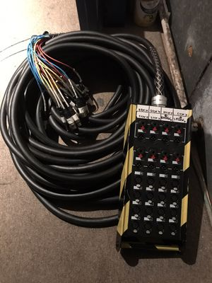 Return snake pro audio for Sale in Vista, CA