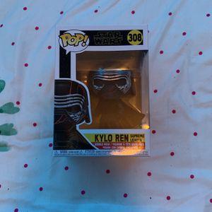 Kylo Ren pop figure for Sale in Riverside, CA