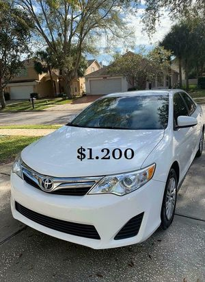 🌹$1.2OO I Selling 2013 toyota camry,Very Clean!Clean Tittle!Runs and Drives great.Nice Family car!one owner!🍂 for Sale in Sunnyvale, CA