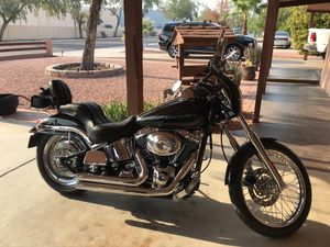 Harley Davidson Softail Deuce (Custom Built with HD parts) for Sale in Tolleson, AZ