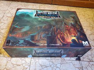 Mythic Battles Pantheon Pandora's box for Sale in Seattle, WA