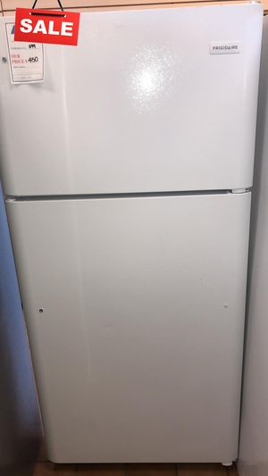 FIRST COME!!CONTACT TODAY! Refrigerator Fridge Frigidaire White #1484 for Sale in Aspen Hill, MD