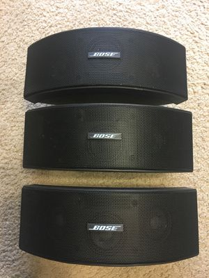 Bose 151 SE Environmental Speakers, elegant outdoor/indoor speakers for Sale in Lynnwood, WA