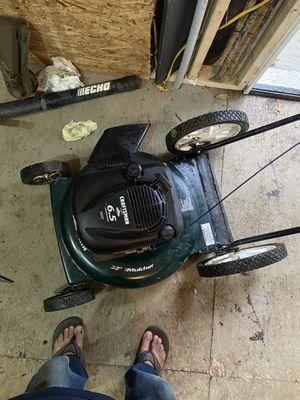 Craftsman lawnmower for Sale in Hyattsville, MD