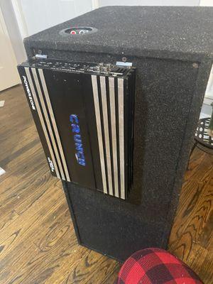 Orion speaker for Sale in Chicago, IL