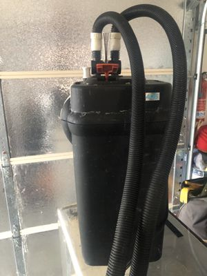 Fluval filter. for Sale in Redwood City, CA