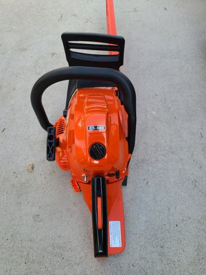 490 echo chainsaw for Sale in San Bernardino, CA
