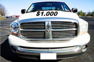 🍁$1,OOO Selling my 2006 Dodge Ram 1500 SLT.🍁 for Sale in Washington, DC