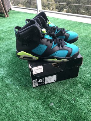 Retro air Jordan's 6s size 4.5 in boys for Sale in Orlando, FL