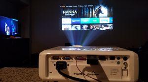 Mitsubishi EX240U Projector HDMI for Sale in Phoenix, AZ