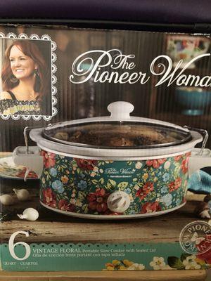 Slow cooker for Sale in Manassas, VA