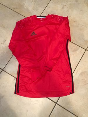 Adidas goalkeeper jersey men's small for Sale in Las Vegas, NV