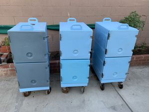 Mobile Food Pan Carrier / Catering Supplies for Sale in Los Angeles, CA