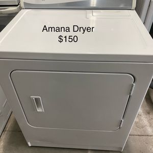 Amana Dryer for Sale in Florida City, FL