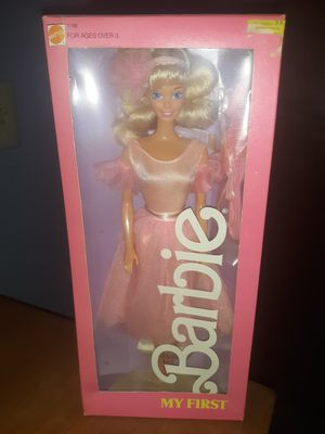 My first barbie 1986 for Sale in Jamestown, RI