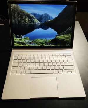 """Surface Book 13"""" i7/8/256gb with dock, mouse and pen for Sale in Syracuse, NY"""