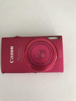 Canon PowerShot ELPH 320 HS for Sale in Alexandria, VA