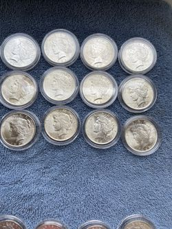 TONS OF SILVER COINS FOR SALE!! for Sale in Silver Spring,  MD