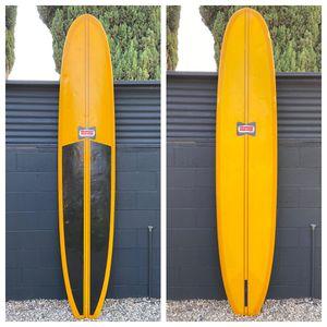 "SURFBOARD FOR SALE: 9'6"" Chris Christenson ""Bonville"" Longboard for Sale in Los Angeles, CA"