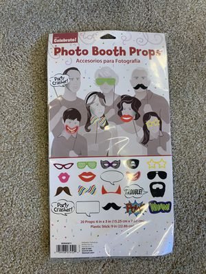 Photo booth props brand new for Sale in Poway, CA