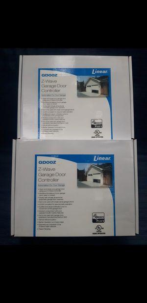 Z-wave Garage Door Controllers for Sale in Burlington, NC