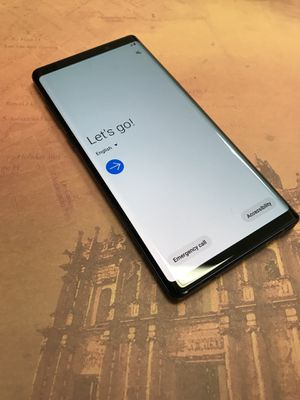 Samsung Galaxy Note 8 Unlocked For All Carriers for Sale in Tacoma, WA
