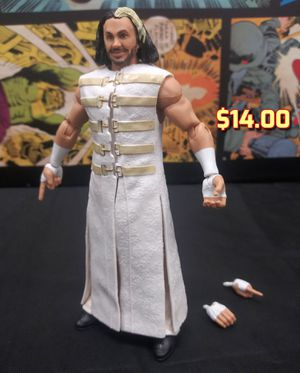 WWE Mattel Elite Series Woken Matt Hardy Action Figure for Sale in Alameda, CA
