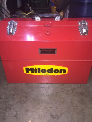 Snap-on / Blue-Point Tools cantilever style metal toolbox. KRW48A for Sale in Vancouver, WA