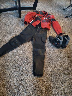 Motorcycle/Dirt bike riding gear for Sale in Philadelphia, PA