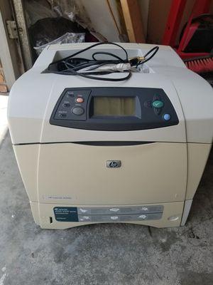 Laserjet printer HP for Sale in Tampa, FL