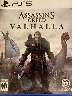 Assassins Creed Valhalla. PlayStation 5 (PS5) for Sale in Vancouver,  WA