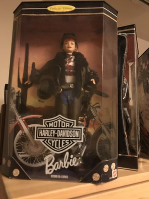 Harley Barbie Collection... what a Christmas Present!!! for Sale in Tampa, FL