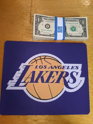 Brand New Los Angeles Lakers Mouse Pad for Sale in Los Angeles, CA