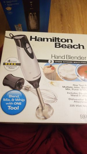Hamilton Beach Hand Blender for Sale in Austin, TX