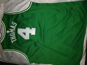 Nike Swingman Boston Celtics Thomas jersey brand new tags still on it size XL for Sale in Portland, OR