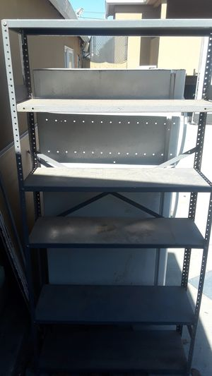 """Metal shelves 12"""" x 48"""" x 72"""" for Sale in Oakland, CA"""