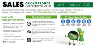 Cricket Protect Open Enrollment for Sale in Marquette, MI