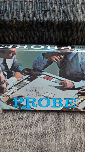 Probe game of words for Sale in Youngtown, AZ