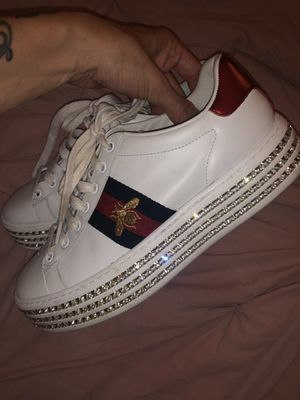 Gucci Ace Sneakers With Crystals for Sale in Vista, CA