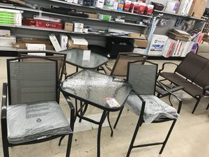Great selection of patio furniture and more. for Sale in Mesa, AZ