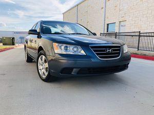 2009 Hyundai Sonata GLS for Sale in Austin, TX