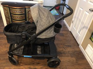 Graco Uno2Duo Double Stroller, car seat, etc. for Sale in Aurora, CO