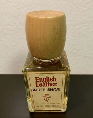 Vintage English Leather After Shave 2 oz Splash By Mem for Sale in Brooklyn, NY