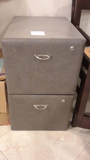 Grey File Cabinet for Sale in Reston, VA