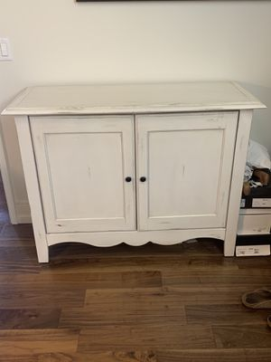 Nice White Dresser for Sale in Washington, DC