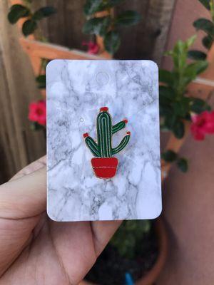 Cactus Plant Succulent Pot Pin for Sale in Anaheim, CA